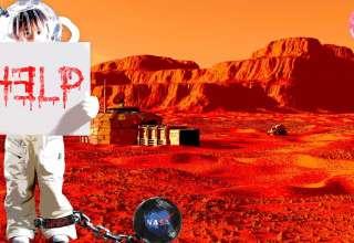 ninos secuestrados marte 320x220 - La NASA obligada a negar que existan colonias de niños secuestrados en Marte