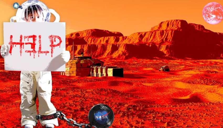 ninos secuestrados marte 850x491 - La NASA obligada a negar que existan colonias de niños secuestrados en Marte