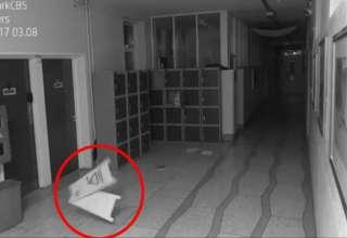 actividad paranormal irlanda 320x220 - Cámaras de seguridad muestran aterradora actividad paranormal en una escuela de Irlanda