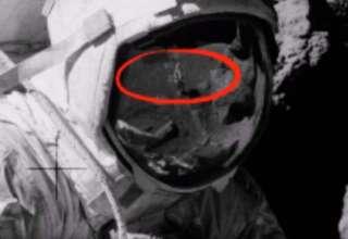 apolo 17 montaje 320x220 - Imagen demuestra que el aterrizaje en la Luna del Apolo 17 fue otro montaje de la NASA