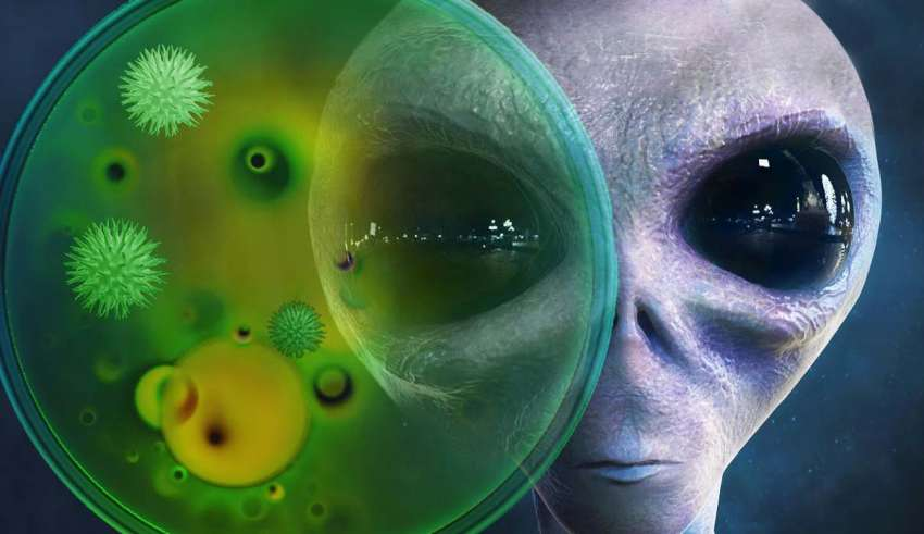 bacterias origen extraterrestre 850x491 - Cosmonauta descubre bacterias de origen extraterrestre en la Estación Espacial Internacional