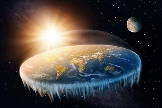 criquet tierra es plana - Y ahora, la ex estrella de la selección inglesa de críquet Andrew Flintoff asegura que la Tierra es plana