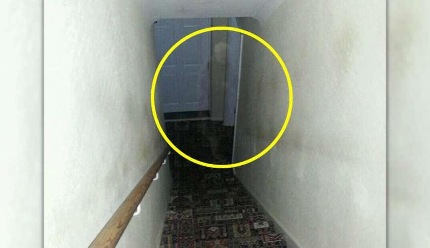 fantasma anciana 850x491 - Fotografían el fantasma de una anciana en una casa de Inglaterra