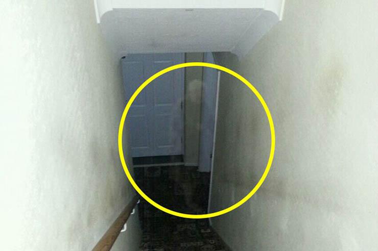 fantasma anciana inglaterra - Fotografían el fantasma de una anciana en una casa de Inglaterra