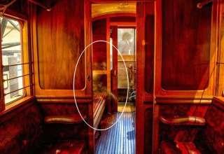 nina fantasma irlanda 320x220 - Una imagen escalofriante muestra una niña fantasma en un museo de Irlanda