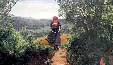 pintura 1850 smartphone 384x220 - Una pintura de 1860 muestra a una mujer con un smartphone en sus manos, ¿nueva evidencia de viajes en el tiempo?