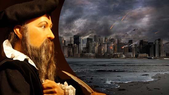 predicciones nostradamus 2018 - Las terribles predicciones de Nostradamus y otros psíquicos para el 2018