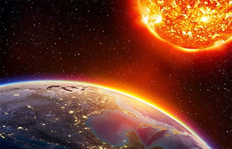 tormenta solar - Científicos advierten que una apocalíptica tormenta solar podría devastar la Tierra en cualquier momento