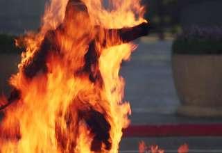 combustion espontanea humana 320x220 - Decenas de testigos ven como un hombre muere quemado por combustión espontánea humana en una calle de Londres