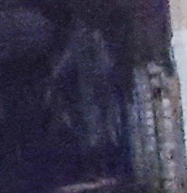 entidad fantasmal gales - Una estudiante fotografía una entidad fantasmal en un hospital psiquiátrico abandonado de Gales