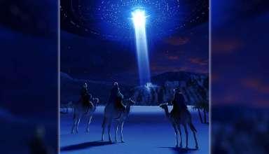 estrella belen ovni 384x220 - La verdad sobre La Estrella de Belén: un OVNI de origen extraterrestre