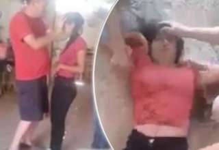 exorcismo en argentina 320x220 - Inquietante vídeomuestra a una adolescente retorciéndose 'como una serpiente' durante un exorcismo en Argentina