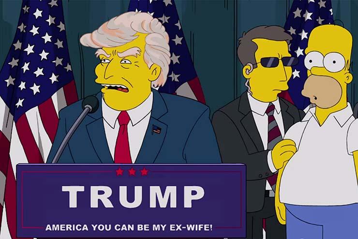 los simpson disney 21st century fox - Los Simpson vuelve a predecir el futuro: Episodio de 1998 muestra a Disney comprando la 21st Century Fox