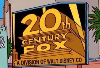 los simpson disney 320x220 - Los Simpson vuelve a predecir el futuro: Episodio de 1998 muestra a Disney comprando la 21st Century Fox