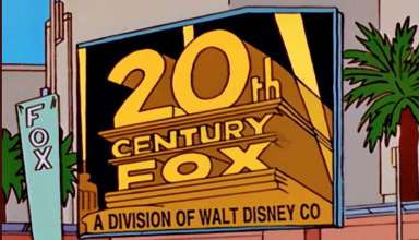 los simpson disney 384x220 - Los Simpson vuelve a predecir el futuro: Episodio de 1998 muestra a Disney comprando la 21st Century Fox