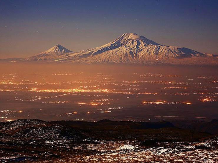 monte ararat - Científico asegura que el Arca de Noé existió y los restos se encuentran en el monte Ararat