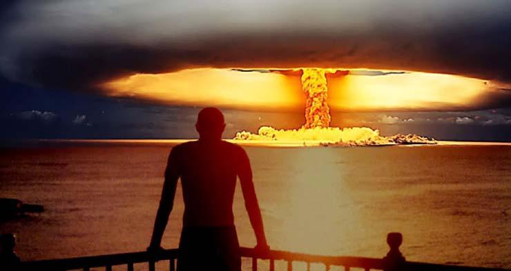 tercera guerra mundial - El Armagedón, invasión extraterrestre, la enfermedad de Donald Trump y otras extrañas predicciones para el 2018