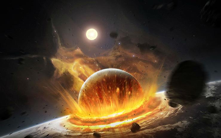 asteroide potencialmente peligroso impactar tierra - Un asteroide potencialmente peligroso podría impactar contra la Tierra dentro de dos semanas