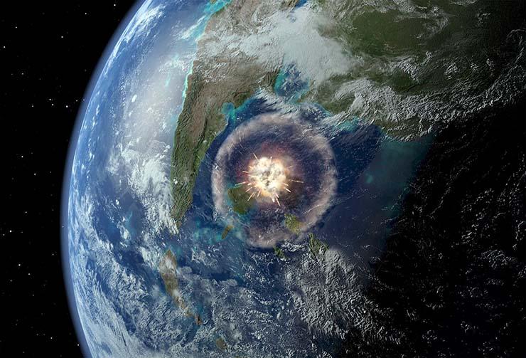 asteroide potencialmente peligroso tierra - Un asteroide potencialmente peligroso podría impactar contra la Tierra dentro de dos semanas