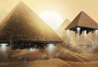 gran piramide trono extraterrestre 320x220 - Astrofísicos creen que en la misteriosa cámara vacía de la Gran Pirámide de Keops podría haber un trono extraterrestre