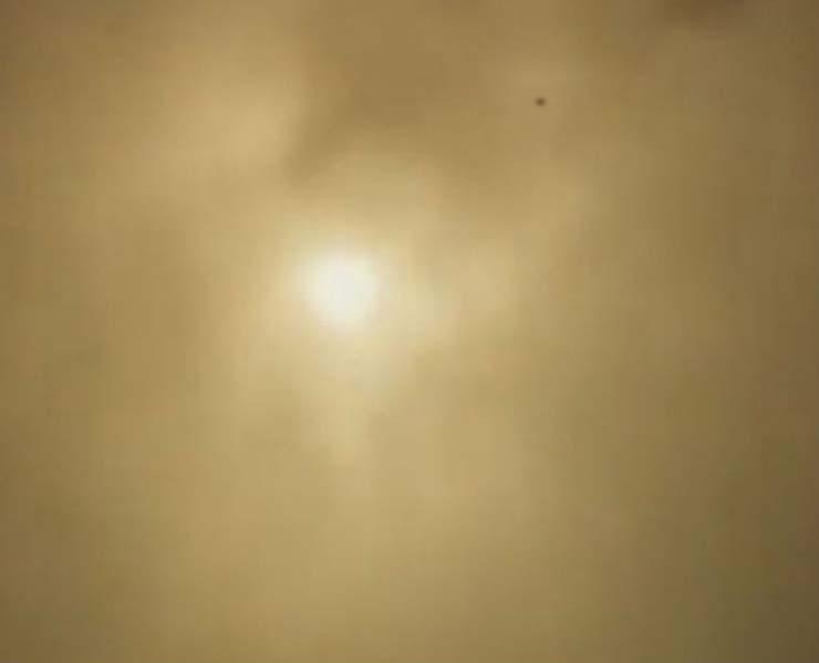 misteriosa luz cielo colombia - Una misteriosa luz muy brillante en el cielo provoca el pánico en una ciudad de Colombia