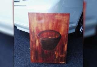 pintura embrujada 320x220 - Venden una verdadera pintura embrujada que causó actividad paranormal en una casa de Nueva Zelanda