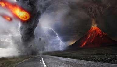 senales del apocalipsis 384x220 - Terremotos, erupciones volcánicas, inundaciones, bolas de fuego en nuestros cielos, ¿señales del Apocalipsis?
