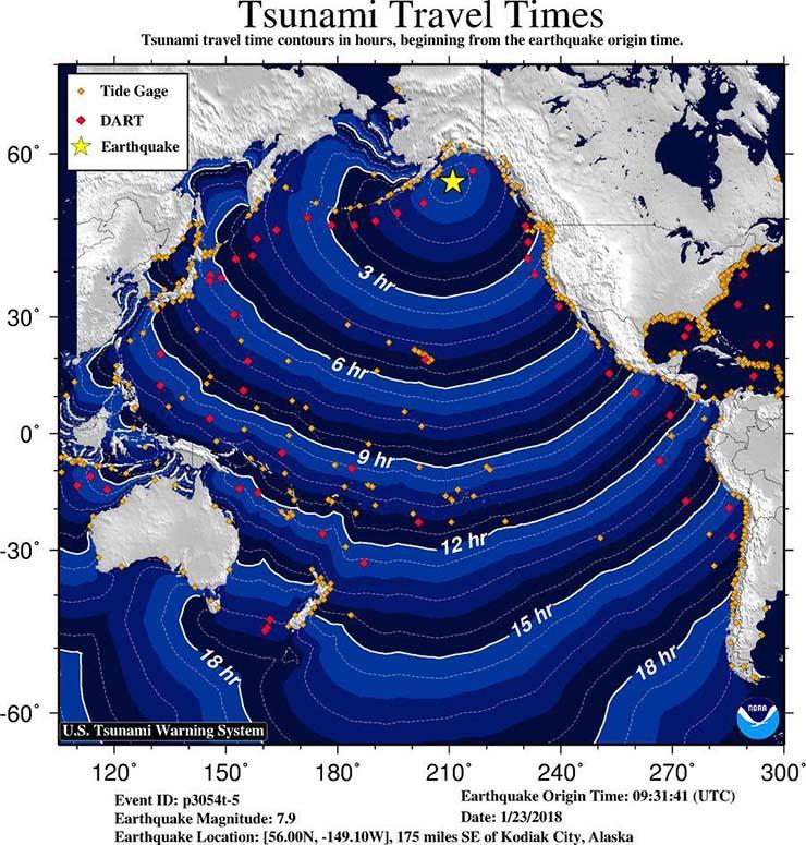terremoto en alaska big one - El astrólogo que predijo el reciente terremoto en Alaska advierte de la inminente llegada del Big One