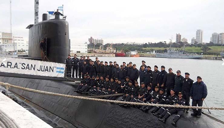 vidente submarino ara san juan - Una vidente ayuda a la Armada Argentina en la búsqueda del submarino desaparecido ARA San Juan