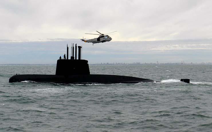 vidente submarino desaparecido - Una vidente ayuda a la Armada Argentina en la búsqueda del submarino desaparecido ARA San Juan