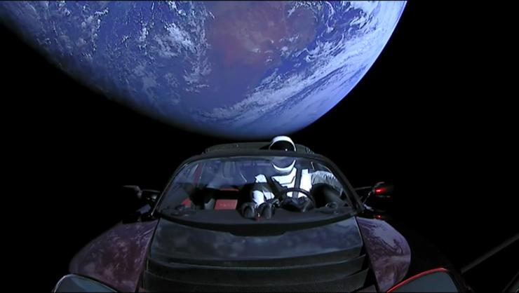 falcon heavy tierra es plana - El lanzamiento del Falcon Heavy, ¿una gran mentira para ocultar que la Tierra es plana?