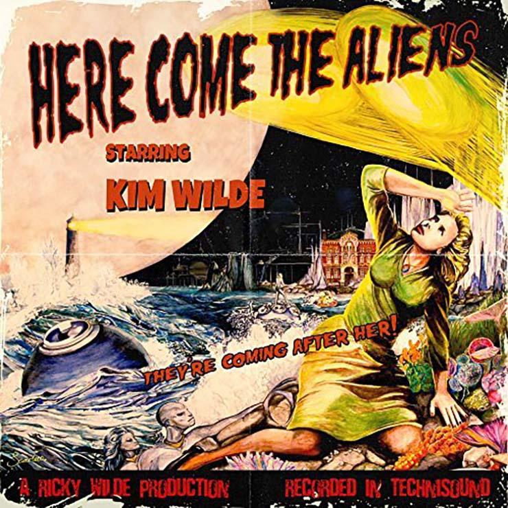 kim wilde abducida - La mítica cantante de pop Kim Wilde revela tener miedo de ser abducida después de un encuentro con un OVNI