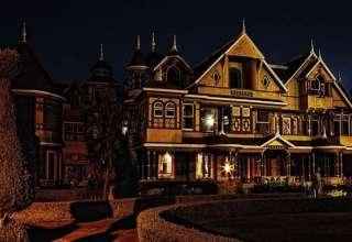 mansion winchester 320x220 - La escalofriante historia real detrás de la Mansión Winchester