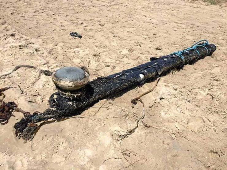 misterioso objeto playa australia - Hallan un misterioso objeto en una playa de Australia y nadie sabe lo que es
