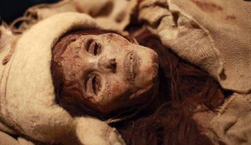 momias europeas china 850x491 - Las misteriosas momias europeas de China