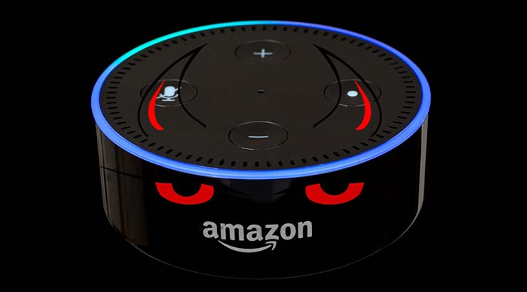 amazon risas altavoces inteligentes - Amazon investiga las aterradoras risas que emiten sus altavoces inteligentes