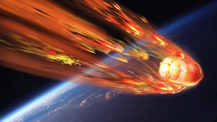 caida estacion espacial tiangong 1 - Los indios Hopi predijeron la caída de la estación espacial Tiangong-1 con consecuencias catastróficas
