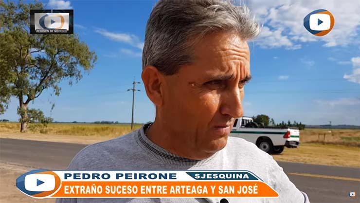 empresario autoestopista fantasma - Un empresario argentino asegura haber llevado a un autoestopista fantasma que le quemó la alfombrilla de su vehículo