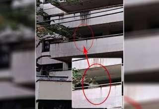 fantasma pablo escobar 320x220 - Fotografían el fantasma de Pablo Escobar en el edificio donde vivía