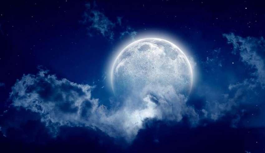 luna azul pascua 850x491 - Luna azul de la noche de Pascua: Profecías, significado espiritual y rituales
