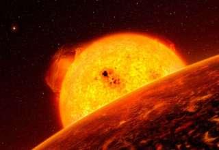 nibiru sol 320x220 - Física asegura que Nibiru está drenando la energía del Sol y la NASA lo oculta