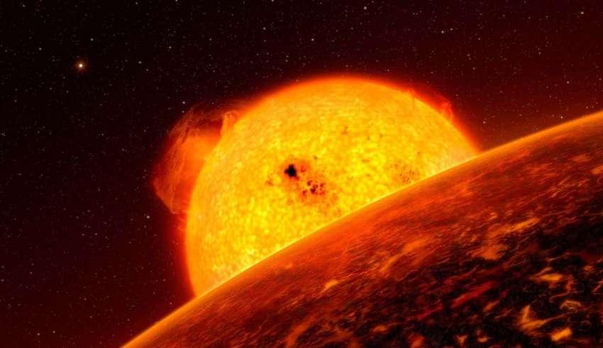 nibiru sol 850x491 - Física asegura que Nibiru está drenando la energía del Sol y la NASA lo oculta