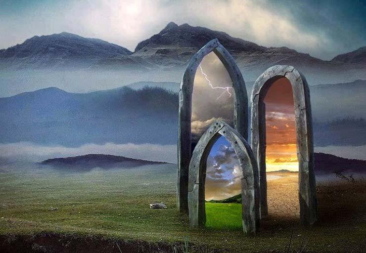 portales dimensionales acceso otros mundos - Portales dimensionales, puertas de acceso a otros mundos