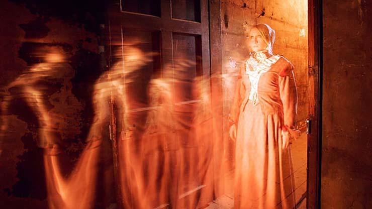 camilla parker fantasma mansion - Camilla Parker Bowles asegura haber tenido un encuentro con un fantasma en una mansión escocesa