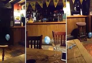 fantasma nino globo 320x220 - Vídeo muestra el fantasma de un niño jugando con un globo en un pub de Gales