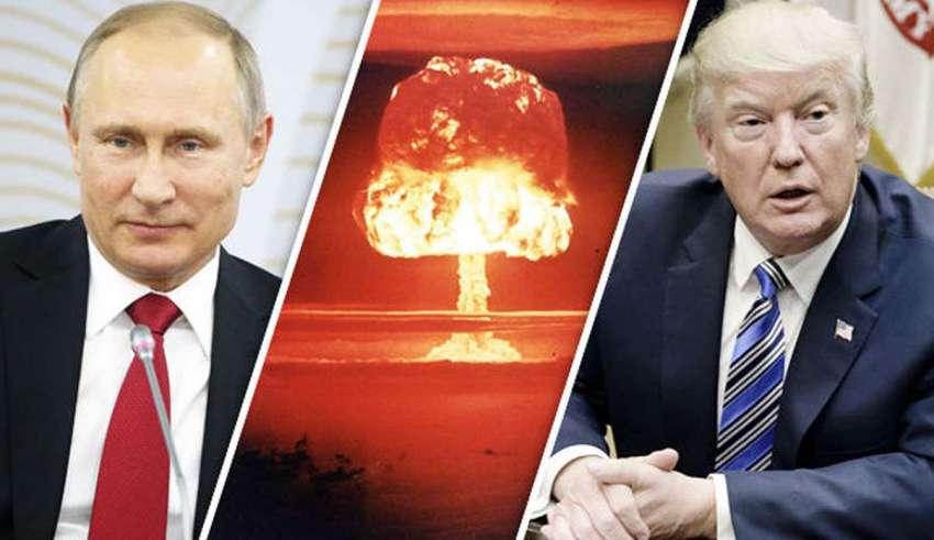 inminente tercera guerra mundial 850x491 - Inminente Tercera Guerra Mundial: Trump amenaza con lanzar misiles en Siria y Putin advierte con responder