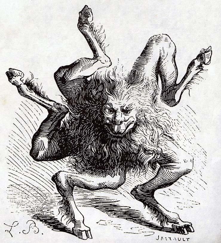 misterioso caso huellas diablo - El misterioso caso de las Huellas del Diablo de Devon