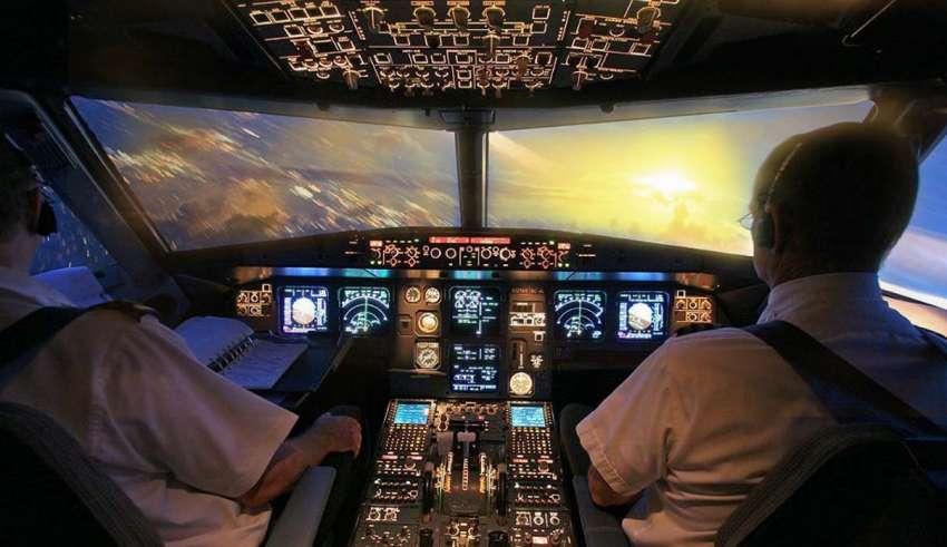 ovni arizona 850x491 - Dos pilotos comerciales de vuelos diferentes ven el mismo OVNI volando sobre Arizona y la FAA lo confirma