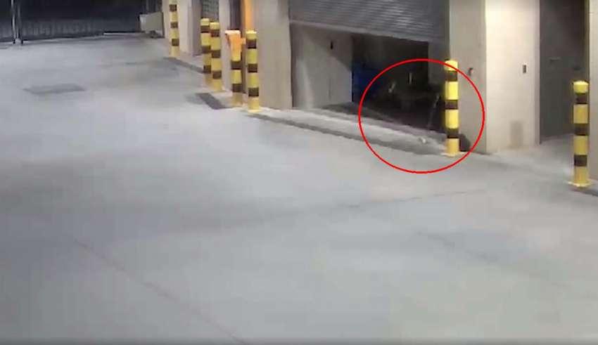policia australiana fenomenos paranormales 850x491 - La policía australiana comparte un vídeoque muestra fenómenos paranormales en una comisaria
