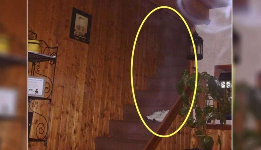 familia actividad paranormal 850x491 - Familia inglesa graba escalofriante actividad paranormal en su casa